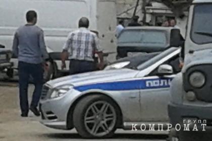 В Дагестане неизвестный открыл стрельбу по спецназу