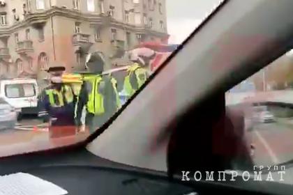 Стало известно об одном оставшемся в московском банке заложнике