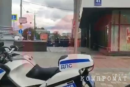 Сотрудник банка в Москве рассказал о поведении захватчика заложников
