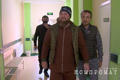 В Чечне рассказали о здоровье Кадырова после сообщений о заражении коронавирусом