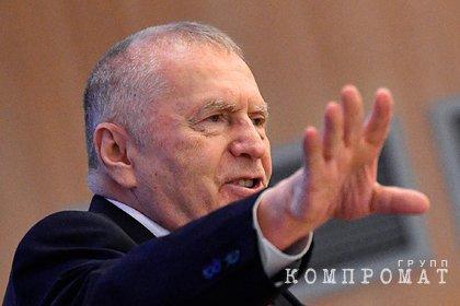 Жириновский назвал моральным садизмом атаки на сайт «Бессмертного полка»