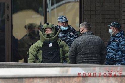 Стало известно о прошлом захватчика московского банка