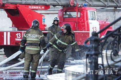 На российском складе прогремел взрыв