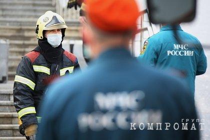 Четыре человека погибли при пожаре в петербургском доме