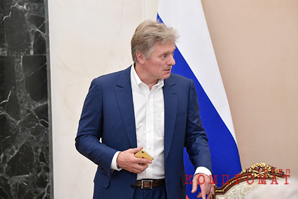 Кремль ответил на обвинения во вмешательстве в выборы президента Белоруссии
