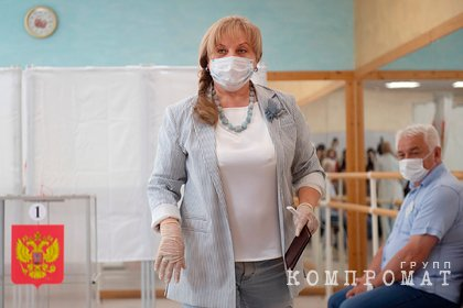 Памфилова рассказала о поступивших обращениях по голосованию