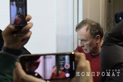 Появилось видео ссоры историка Соколова и его жертвы