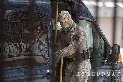 ФСБ задержала готовившего теракт во Владикавказе сторонника ИГ