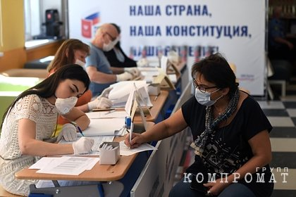 В ЦИК раскрыли среднюю явку на голосовании по поправкам в Конституцию