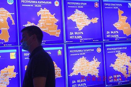 Путин оценил уровень демократичности голосования по Конституции