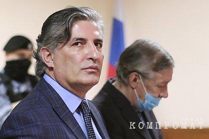 Ефремов рассказал о «подставе» от своего адвоката