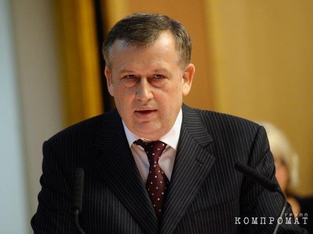 Выборгская 'прачечная' губернатора Дрозденко?