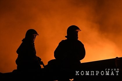 Названа возможная причина пожара в российской наркологической клинике