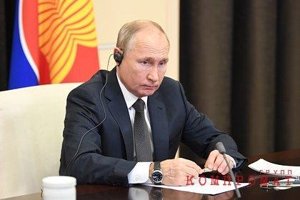 Путин рассказал о реакции властей СССР на армяно-азербайджанский конфликт