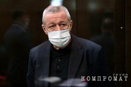 Правозащитник рассказал об «особых условиях» в колонии для Ефремова