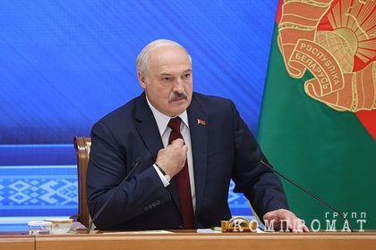 В России отреагировали на слова Лукашенко о признании Крыма
