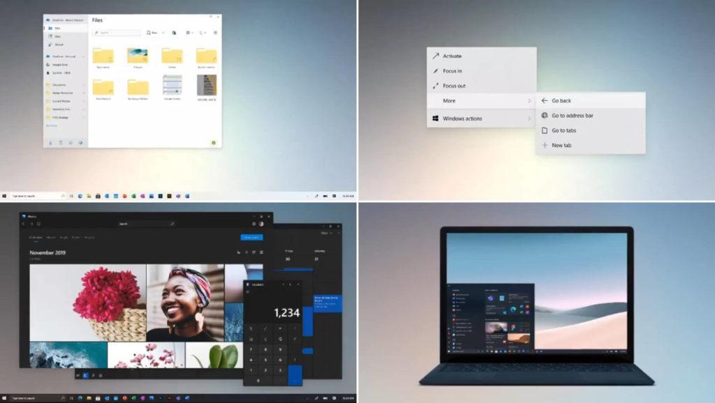 Microsoft планирует выпустить Windows 10X, продолжая поддерживать Windows 10