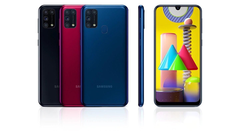 Samsung Galaxy M31 — новинка в среднебюджетном сегменте