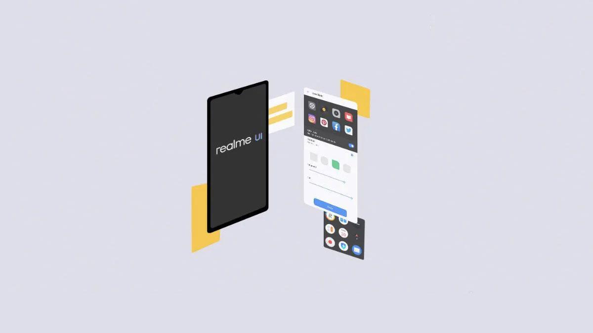 Список смартфонов realme, которые должны получить realme UI 2.0 и Android 11