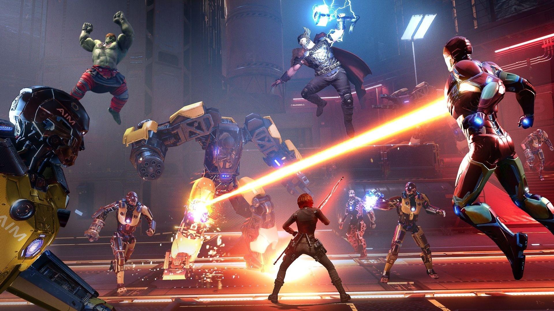 В Marvel's Avengers обнаружили необычный баг. Из-за технической ошибки IP игроков отображается на экране