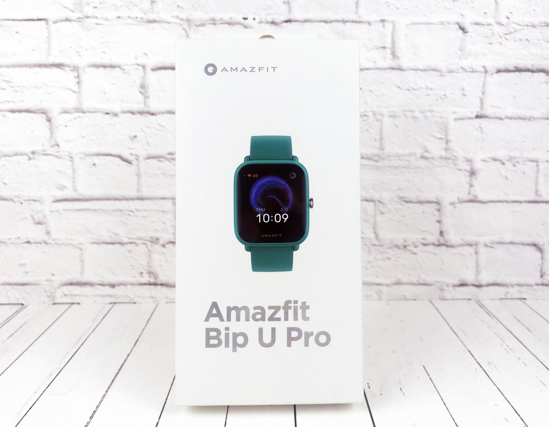 Обзор умных часов Amazfit Bip U Pro