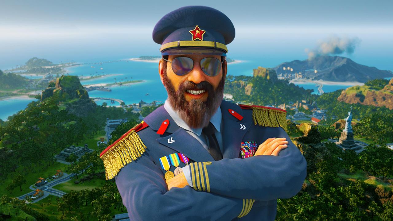 Большие скидки на серию Tropico и другие игры от Kalypso Media в Steam