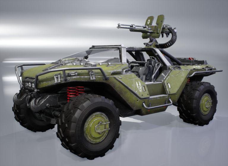 В Hoonigan решили построить реальный Warthog из Halo