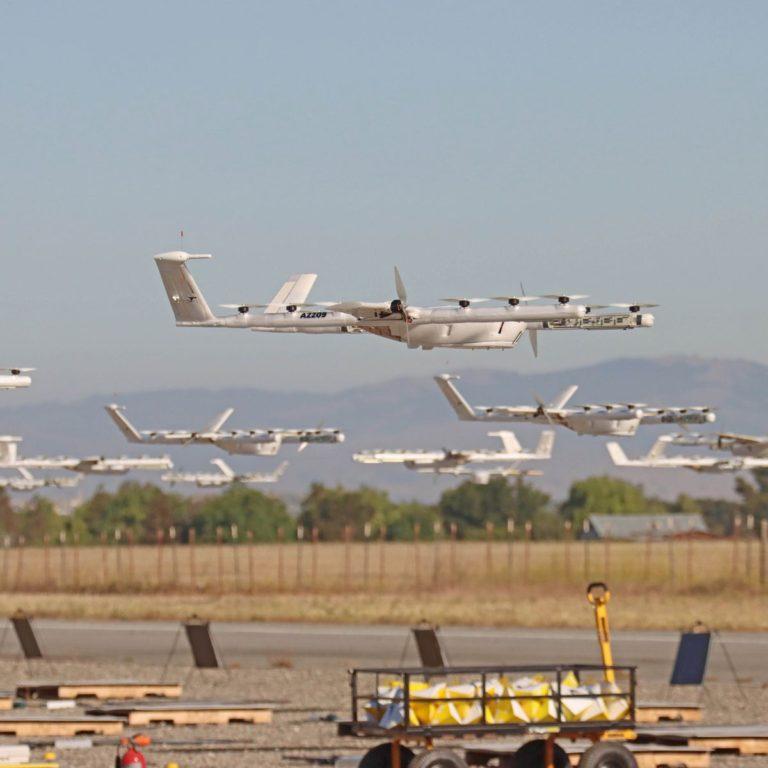 Alphabet начала тестировать дроны-курьеры компании Wing в Австралии