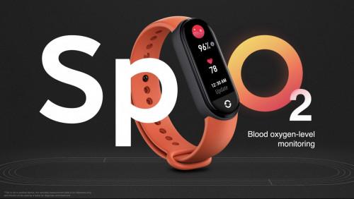 Фитнес-браслет Xiaomi Mi Band 6 научился отвечать на СМС-сообщения