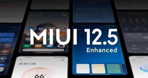 Xiaomi выпустит MIUI 12.5 Enhanced Edition для смартфонов среднего класса