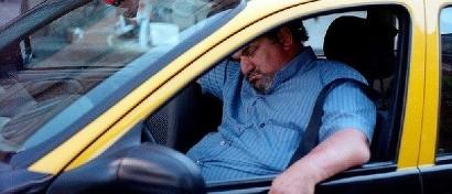 В Москве заработает госконтроль над сонными таксистами