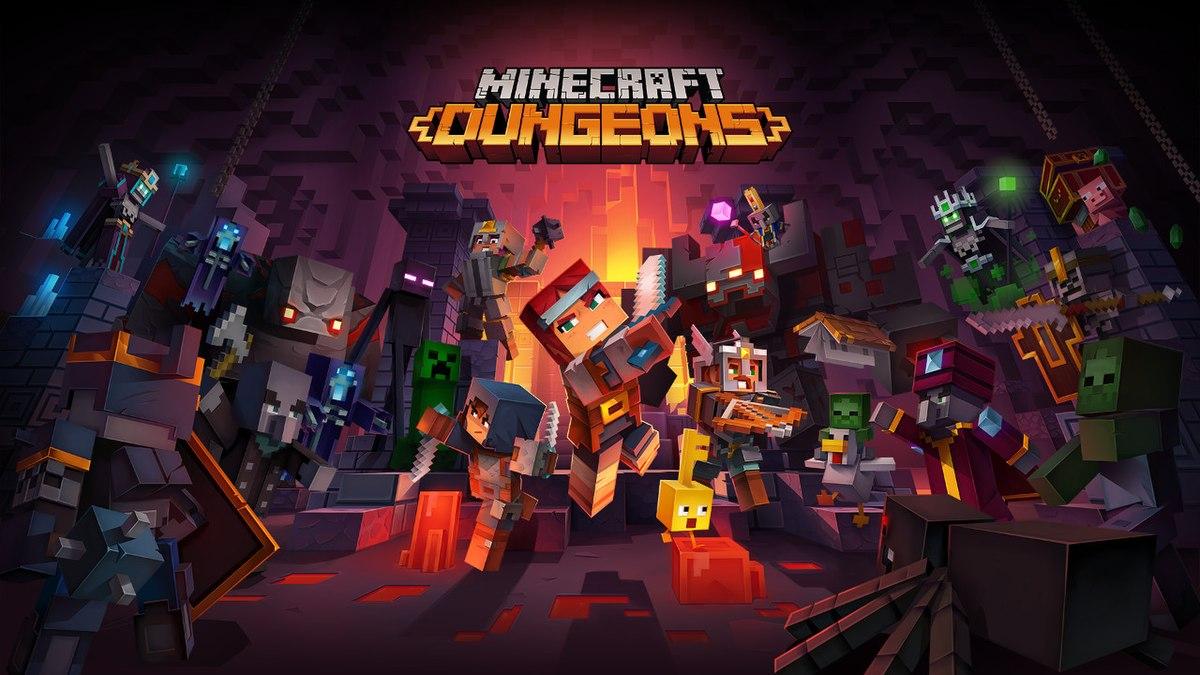 Первые оценки Minecraft Dungeons — Diablo на минималках, да еще и в пикселях
