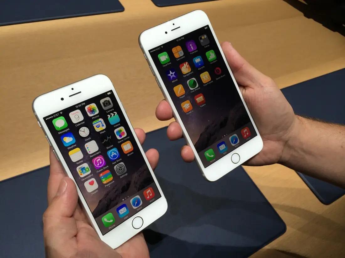 iPhone 5S, iPhone 6, iPad Air: Apple выпустила обновление для старых смартфонов и планшетов