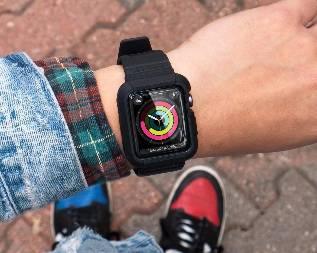 Экстремалы оценят: Apple работает над защищёнными смарт-часами Apple Watch