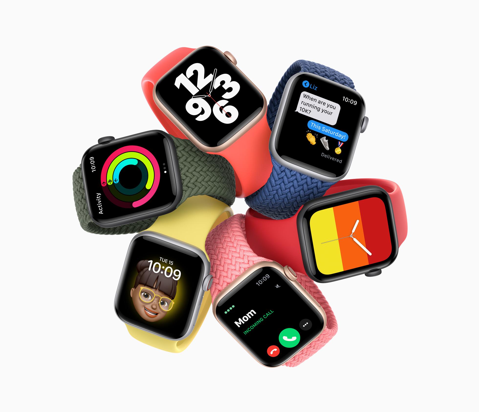 Apple Watch SE: «доступные» смарт-часы, которые пришли на смену Watch Series 3, за $280