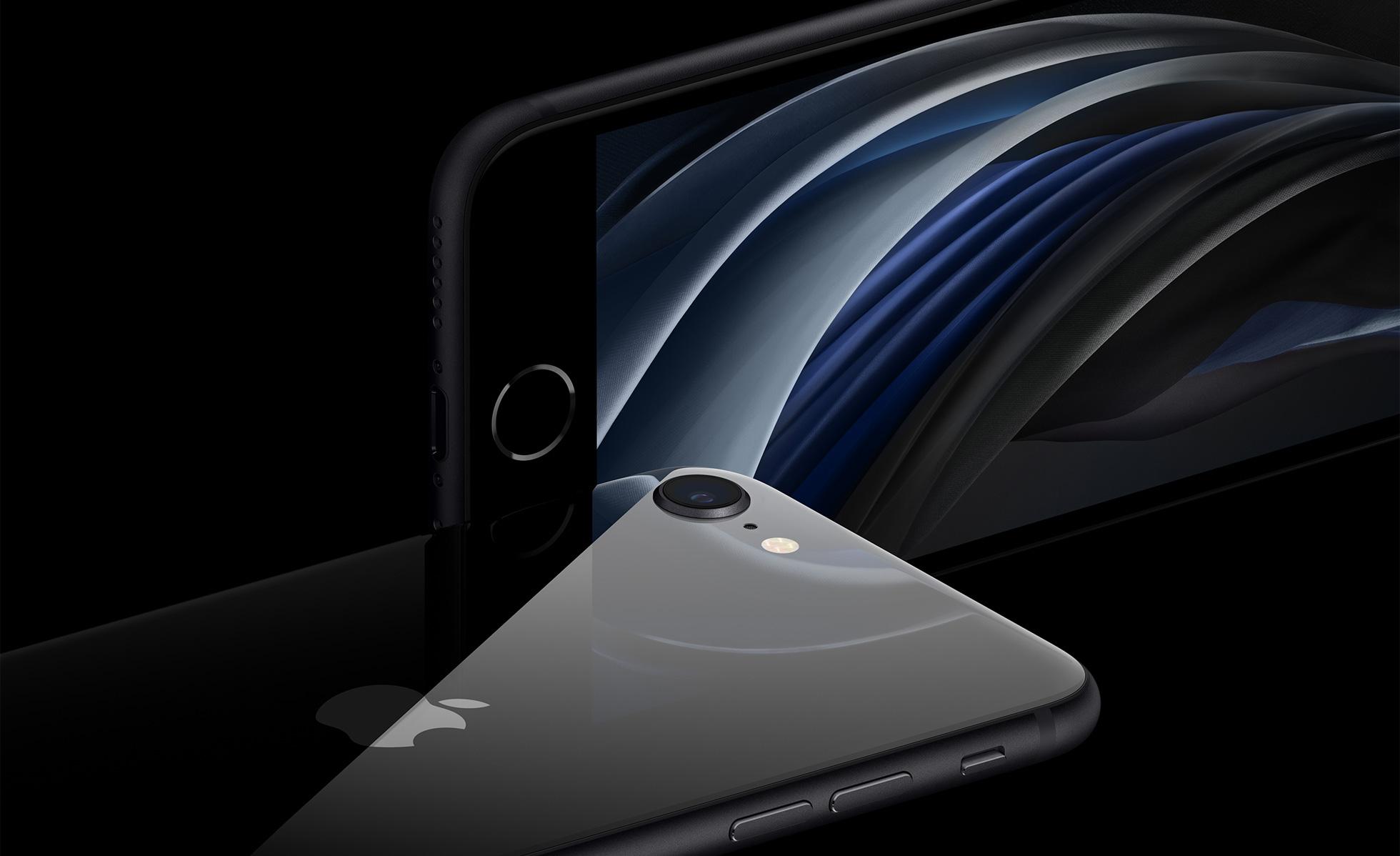iPhone SE 2020: чип Apple A13 Bionic, защита от воды IP67, беспроводная зарядка, камера на 12 Мп, Touch ID, дизайн как у iPhone 8 и ценник от $400