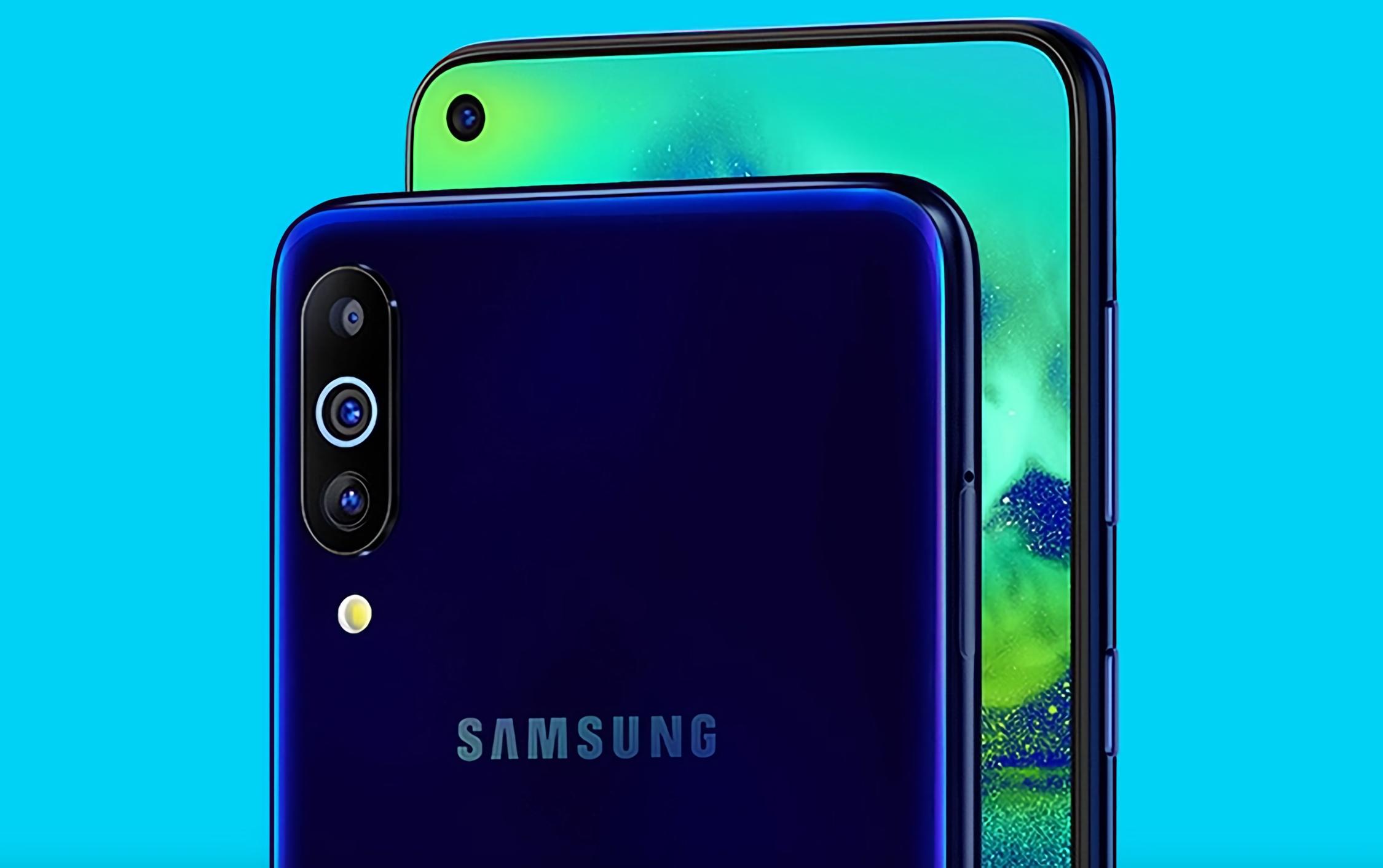 В сети появились характеристики и даты анонсов смартфонов Samsung Galaxy M31s и Galaxy M51