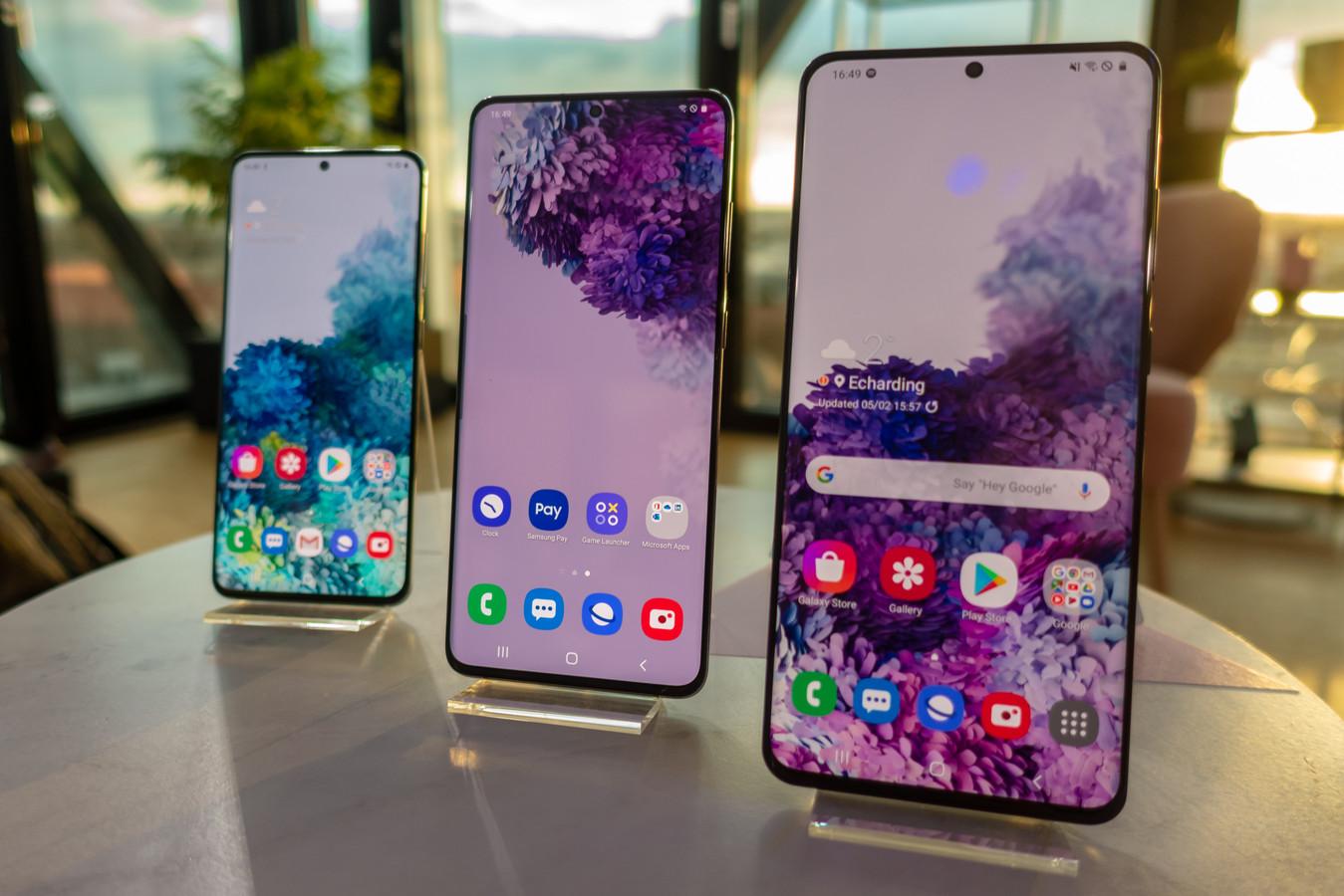Samsung выпустила One UI 2.5 для Galaxy S20, Galaxy S20+ и Galaxy S20 Ultra: в обновление добавили особенности Galaxy Note 20