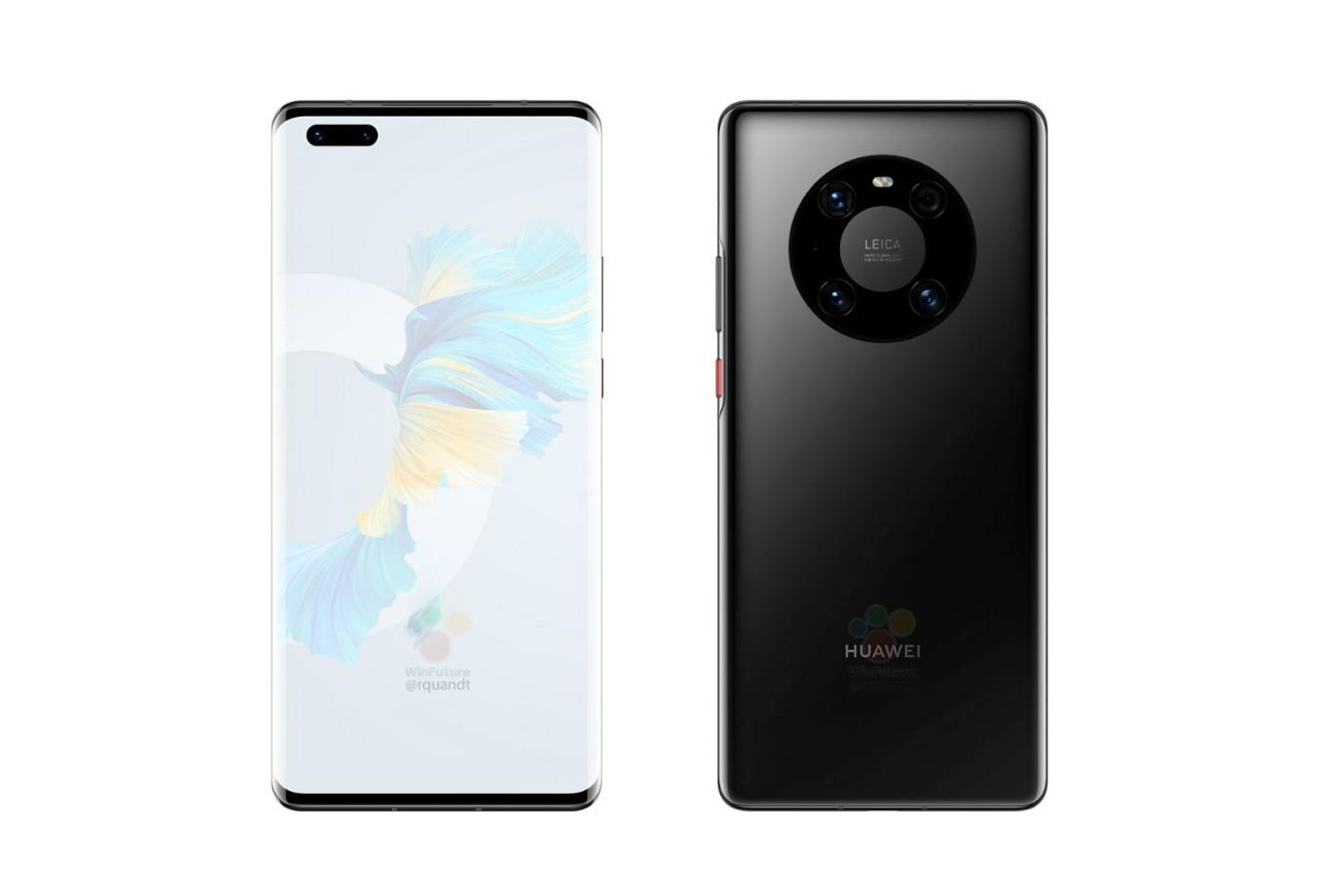 Оболочка EMUI 11 для флагмана Huawei Mate 40 Pro подтвердила основные характеристики смартфона