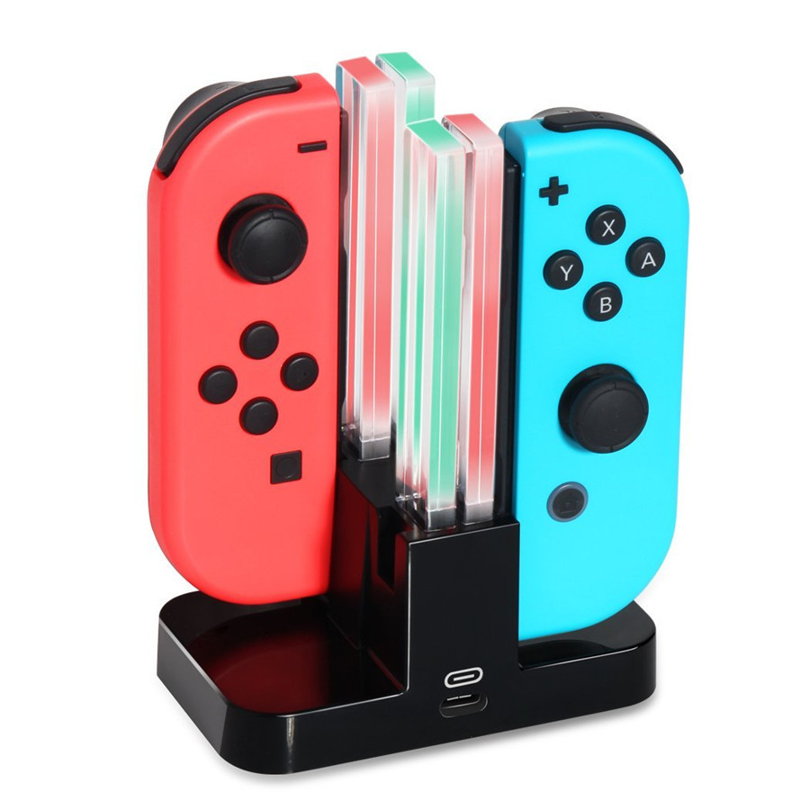 Зарядное устройство для Nintendo Switch за $9