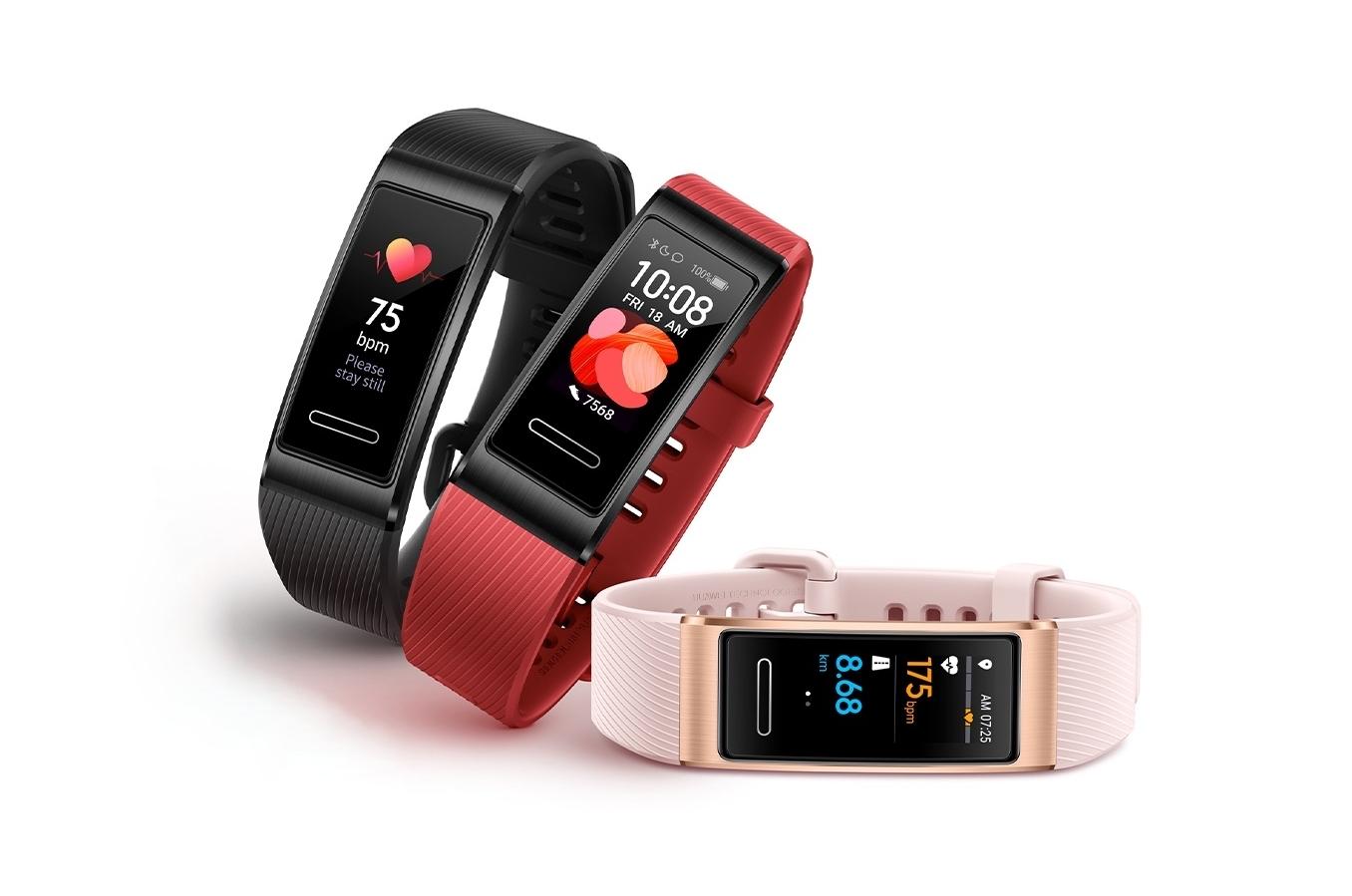Huawei Band 4 получил обновление, в котором добавили возможность измерять уровень насыщенности крови кислородом (SpO2)