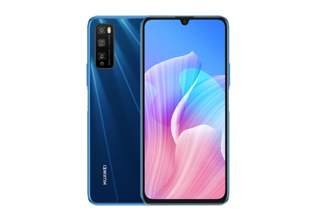 Huawei Enjoy Z 5G заметили в AnTuTu: смартфон точно получит процессор MediaTek Dimensity 800