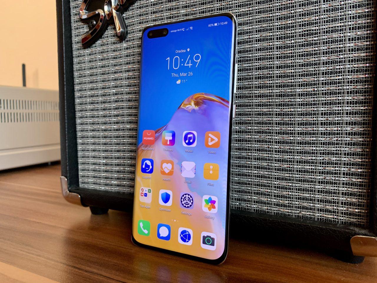 Huawei P40 и Huawei P40 Pro получили обновление EMUI 10.1.0.145: оптимизировали звонки и режим многооконности