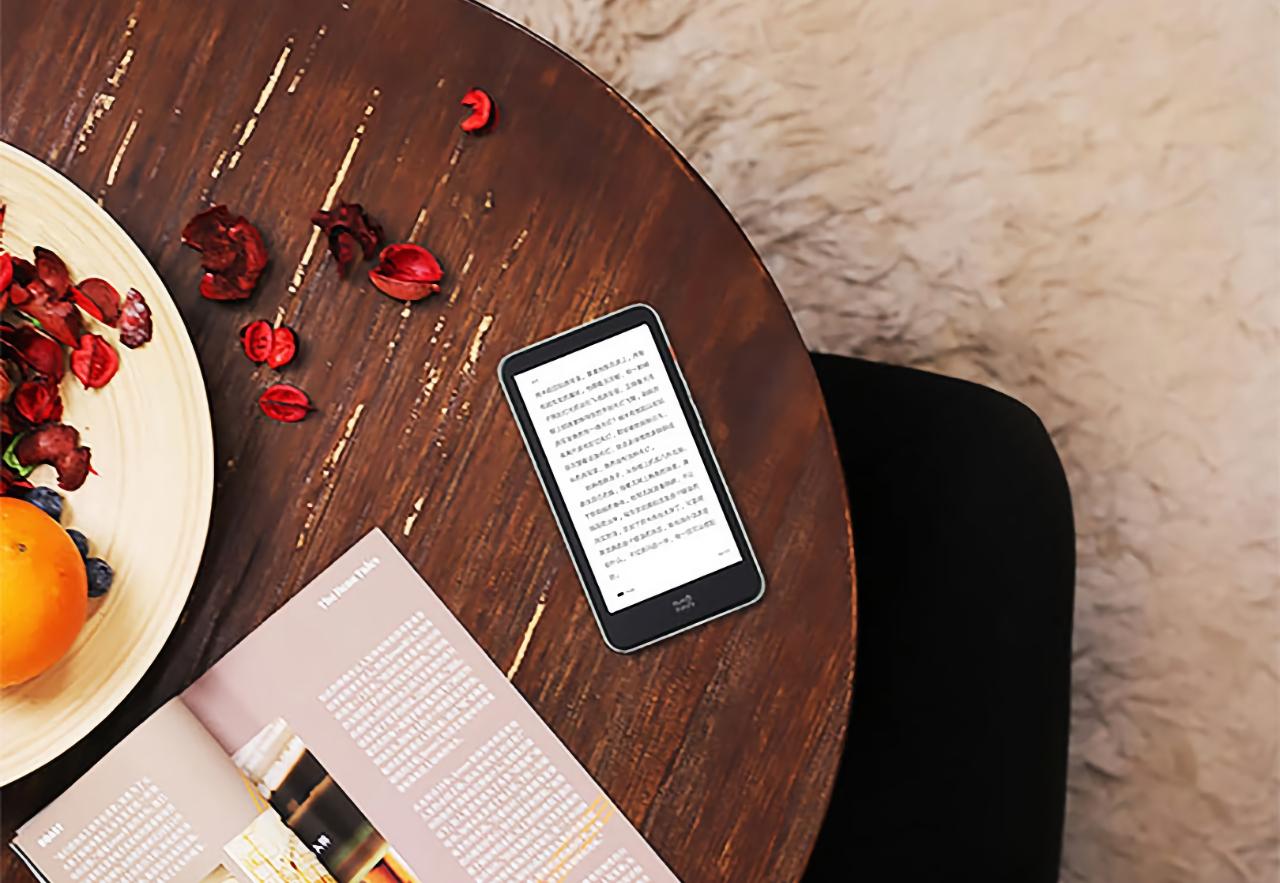 Xiaomi представила InkPalm 5 mini: компактная «читалка» на Android за $91