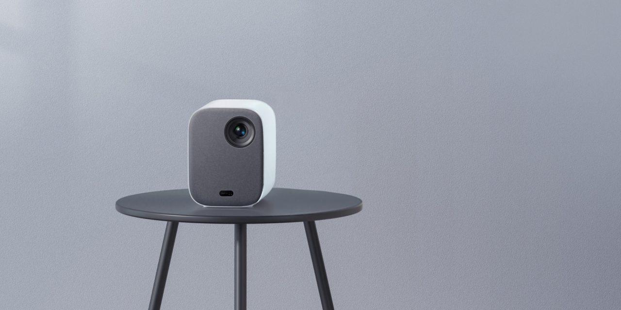 Xiaomi Mi Smart Projector 2: компактный проектор с Dolby Audio, Android TV и Google Assistant за €600