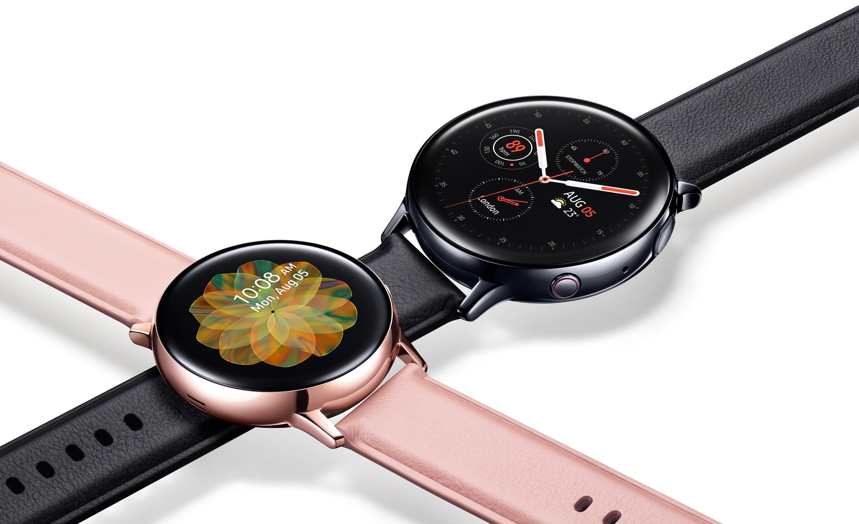Samsung анонсировала новые функции для Galaxy Watch Active 2, которые появились в Galaxy Watch 3