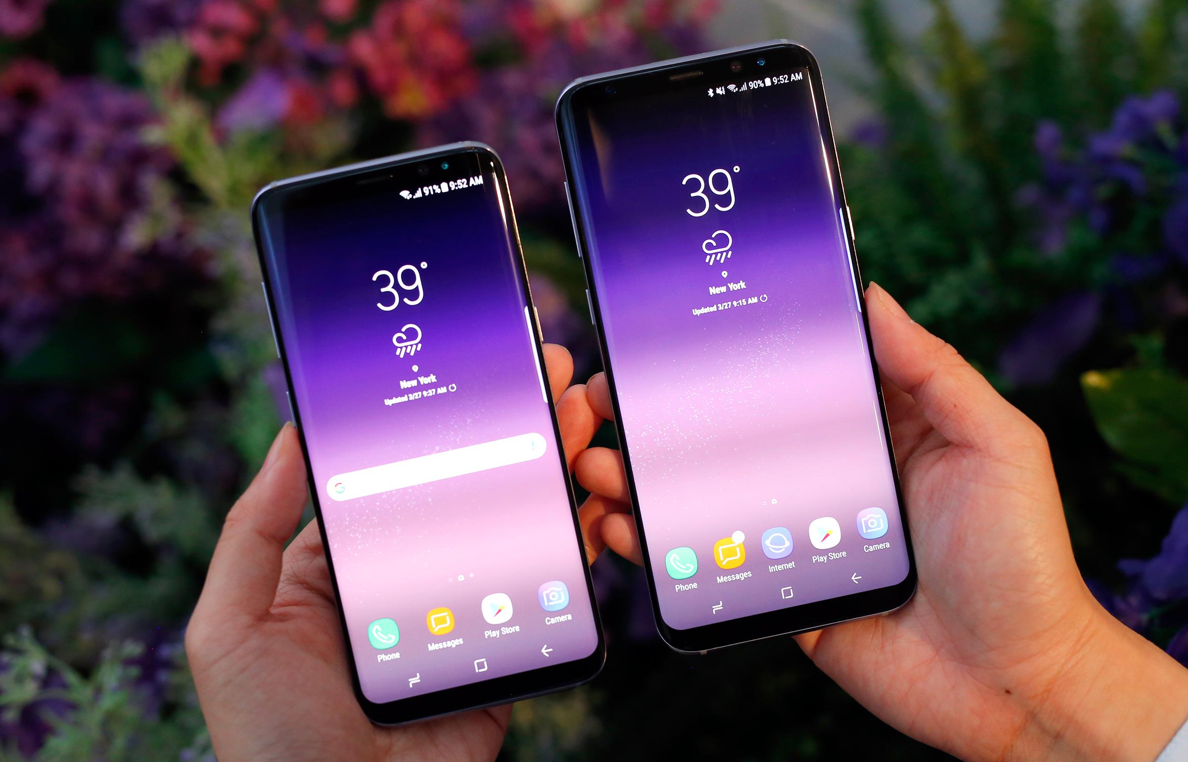 Samsung Galaxy S8 и Galaxy S8+ больше не будут получать ежемесячные патчи безопасности