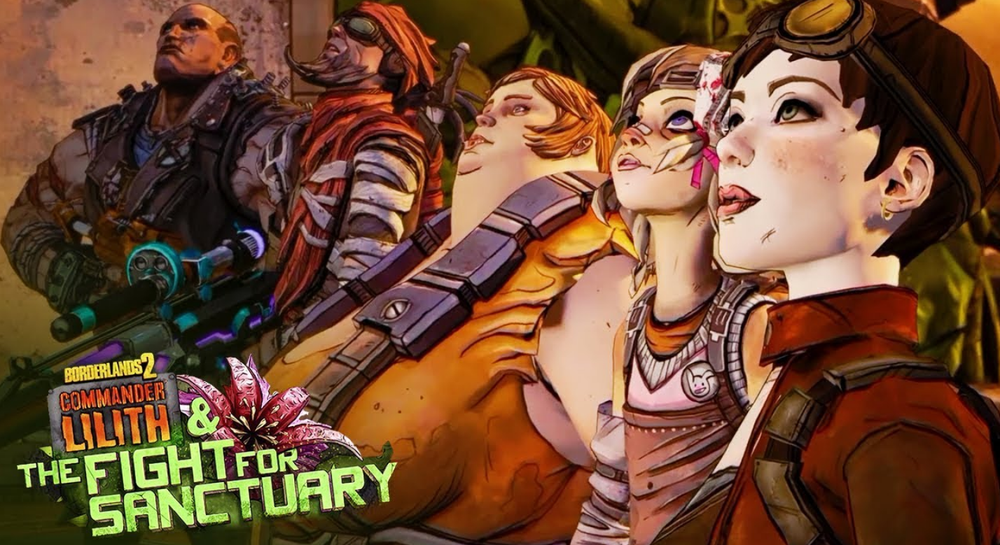 Epic Games Store дарит важное DLC для Borderlands 2: забирай Commander Lilith & the Fight for Sanctuary для ПК