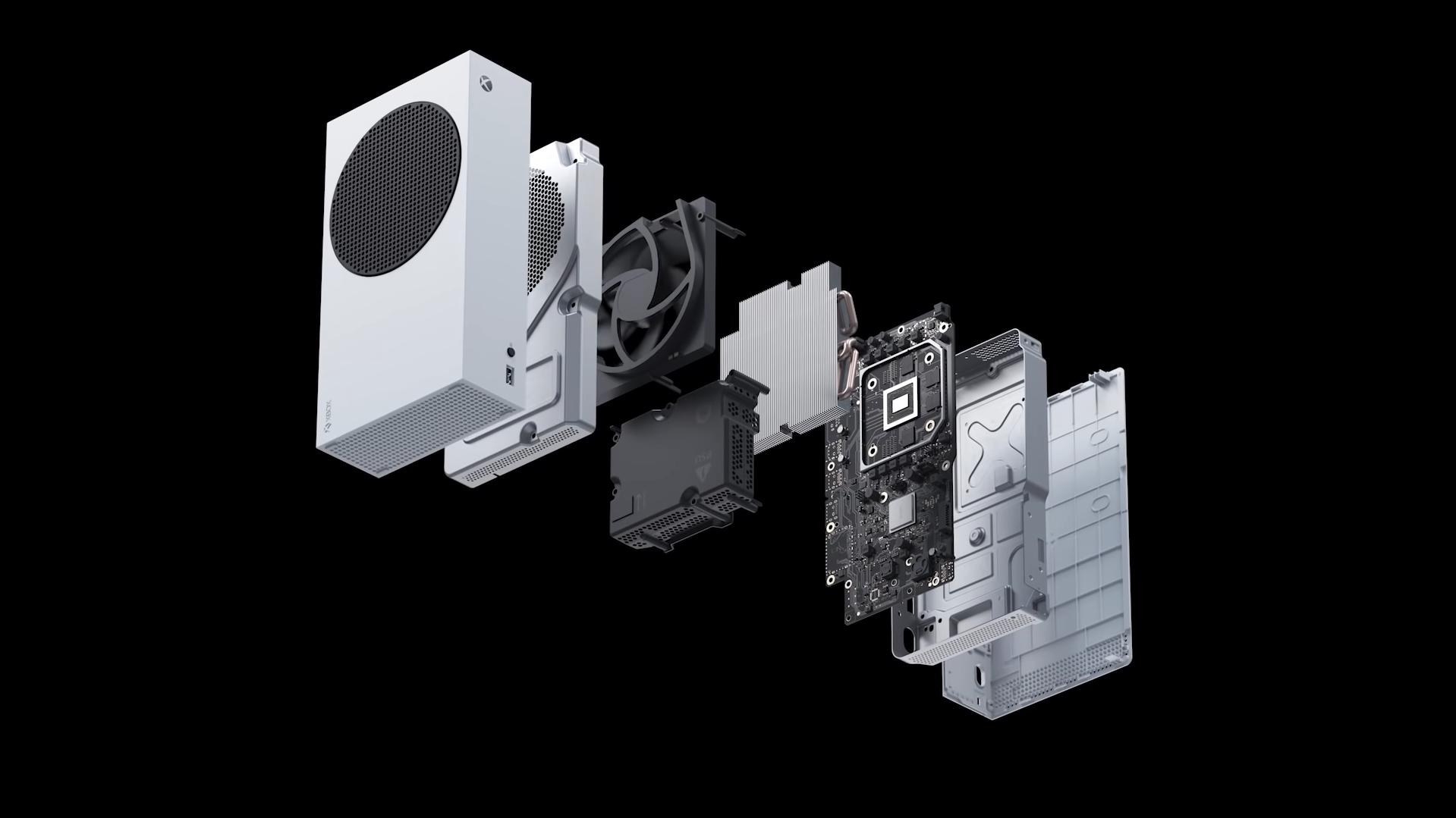 Внутри Xbox Series S: главные особенности и отличия от Xbox Series X