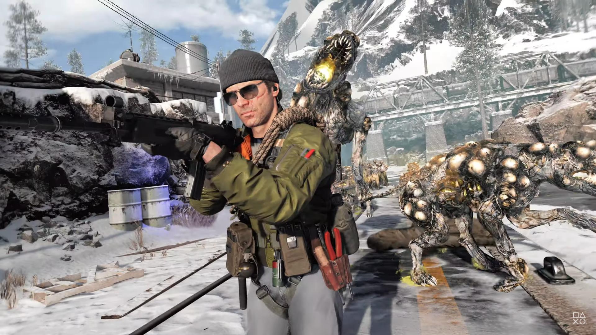 Sony договорилась за эксклюзивный зомби-режим в Black Ops Cold War для игроков на PlayStation 4 и PlayStation 5